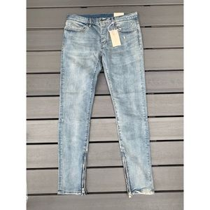 MNML M84 Stretch Denim - Blue 34